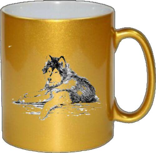 Siberian Husky Husky gifts Printed Mug gift idea Husky mug