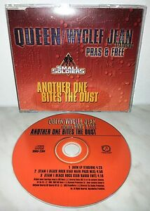 CD-QUEEN-WYCLEF-JEAN-featuring-PRAS-amp-FREE-ANOTHER-ONE-BITES-THE-DUST
