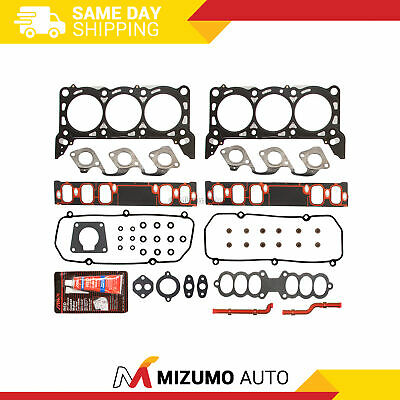 Head Gasket Set for 1996 Ford Mustang Mercury Cougar 3.8 OHV VIN 4 RWD