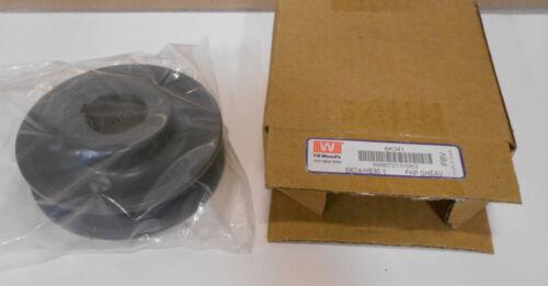 TB WOODS BK341 BK34//HB35 1 FHP SHEAV 1 Groove V Belt pulley