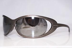 PRADA-Womens-Designer-Sunglasses-Grey-Oval-SPR-05I-7PS-4S1-13783