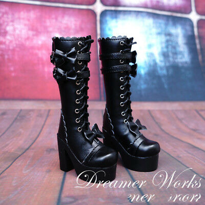 Mimi Collection MSD Doc 1//3 BJD Obitsu Doll BOOTS Punk retro knight Shoes