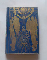 THE BOOK OF ROMANCE by Andrew Lang: Merlin / Legends / Tales / Robin Hood / 1902