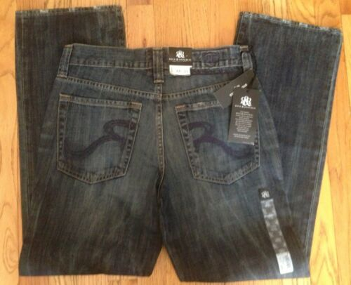 X droite Rock Republic Jeans Verve Nwt 30 jambe Neil FgqvwU6