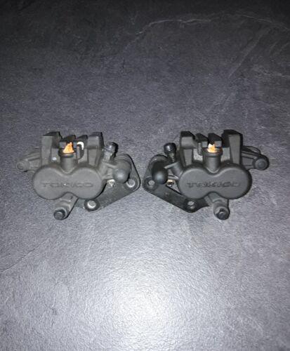 Etriers de frein avants SV 650 99-02 Front brakes Tokico Kawasaki Z750 04-06