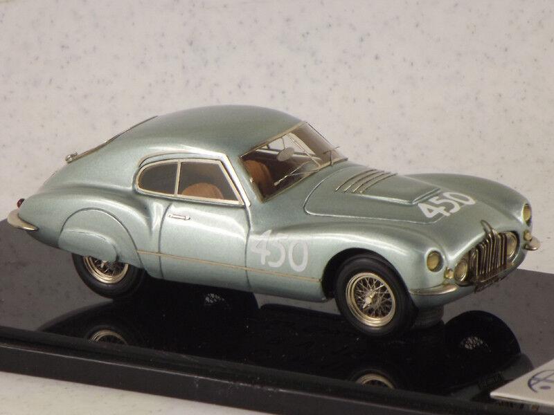 ABC 018A FIAT 8V 1° SERIE A THOUSAND MILES N. 450 1952