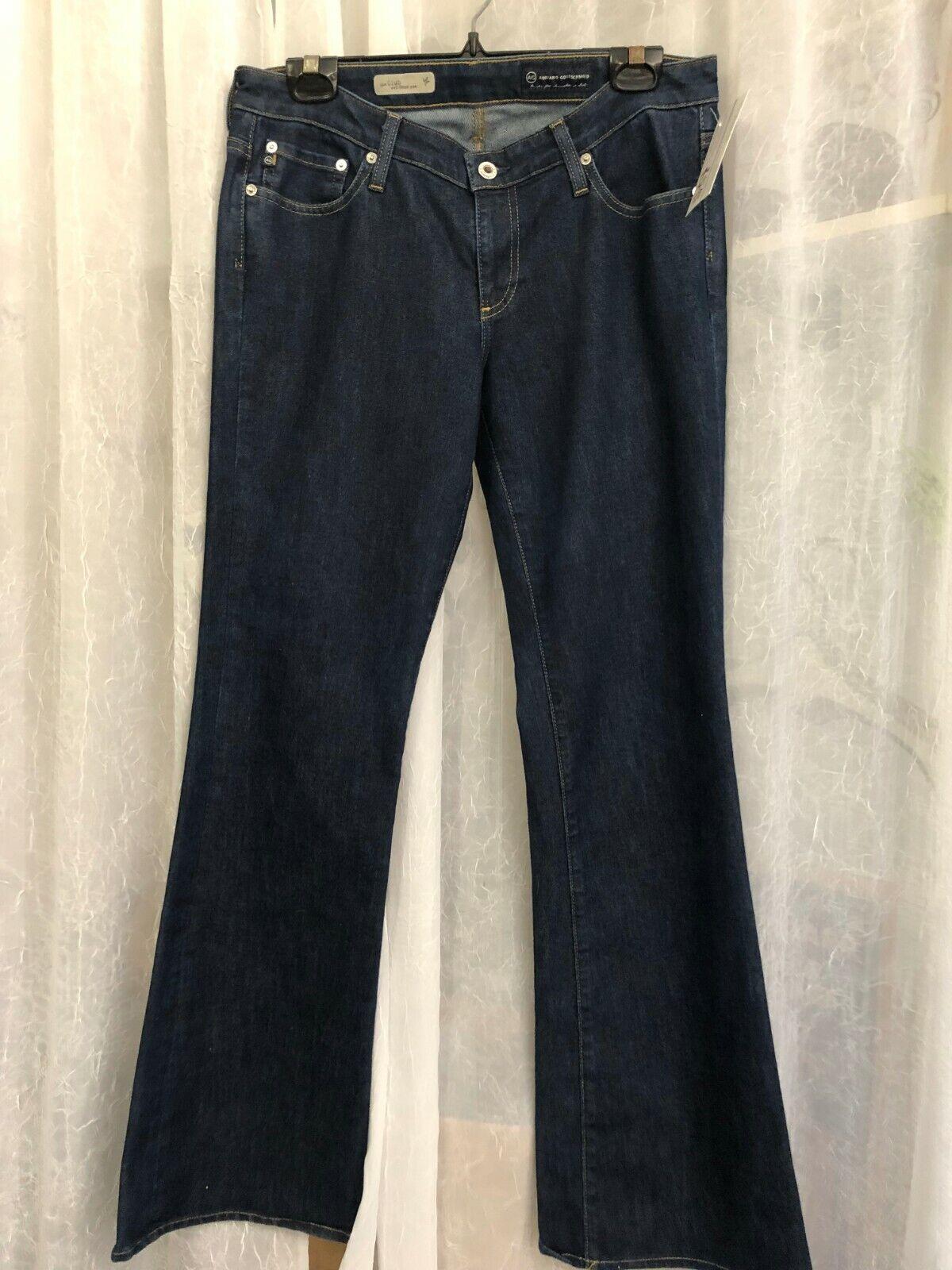 Adriano goldschmied Women's The Club Dark Denim Jeans Size 31