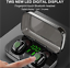 TWS-Bluetooth-5-0-Kopfhoerer-Kabellos-Ohrhoerer-Mini-Ohrhoerer-Stereo-Headsets-IPX Indexbild 4