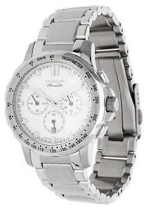 Dugena-Premium-Herren-Armbanduhr-Chronograph-silber-7090158