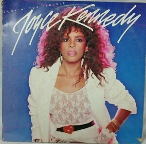Looking for trouble Joyce Kennedy                            LP Record