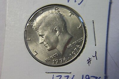 1976 Bicentennial Half Dollar 50 Coin Lot Circulated 50c Coins Kennedy $25 Face