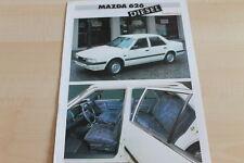 116349) Mazda 626 - Diesel - Prospekt 09/1983