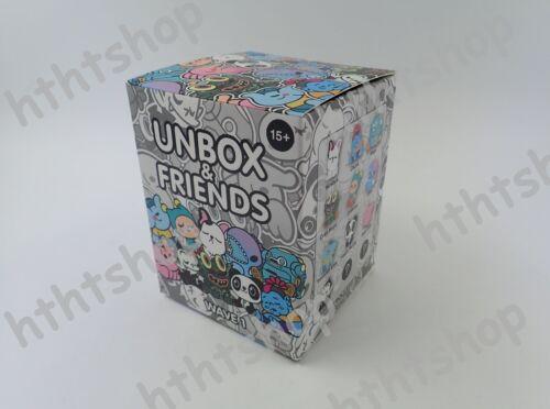 Crab Kaiju Unbox Industries /& Friends Blind Box Wave 1