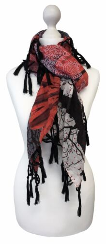 Ladies Luxury Designer Summer Light Viscose Fashion Scarf Scarves Pia Rossini
