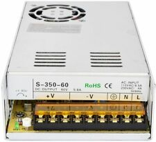 New Listingstepperonline Switching Power Supply 350w 60v 59a For Cnc Router Kits 115v230v