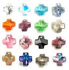 Swarovski Crystal Element 6866 Cross Faith Pendant 20mm