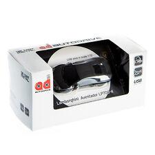 Lamborghini Aventador Sports Car USB Memory Stick Flash Pen Drive 8Gb - Black