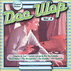 Doo Wop, Vol. 4 [DW] by Various Artists (CD, Jun-2001, Dw)