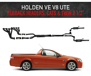 Holden-Commodore-VE-V8-Ute-Redback-Headers-Cats-and-Twin-2-1-2-034-Exhaust