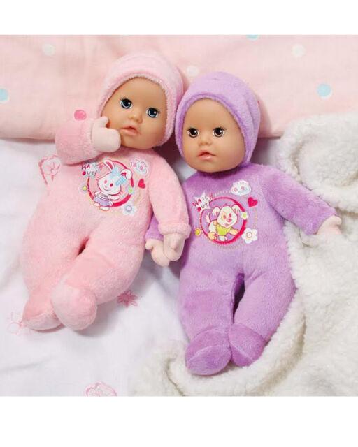 Кукла супермягкая 28 см My little Baby Born (Беби Бон) в ассортименте