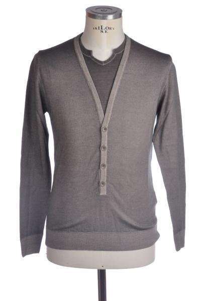Daniele Fiesoli  -  Sweaters - Male - Beige - 2089007A183926
