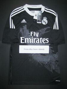 Details 3 2014 Black Shirt About Dragon Madrid Jersey Third 2015 Y Adidas Real Yohji Yamamoto 35L4ARj