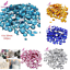 Clear-Sew-On-Rhinestones-Flat-Back-Mixed-Shapes-Crystal-Glass-Stones-for-Clothes thumbnail 1