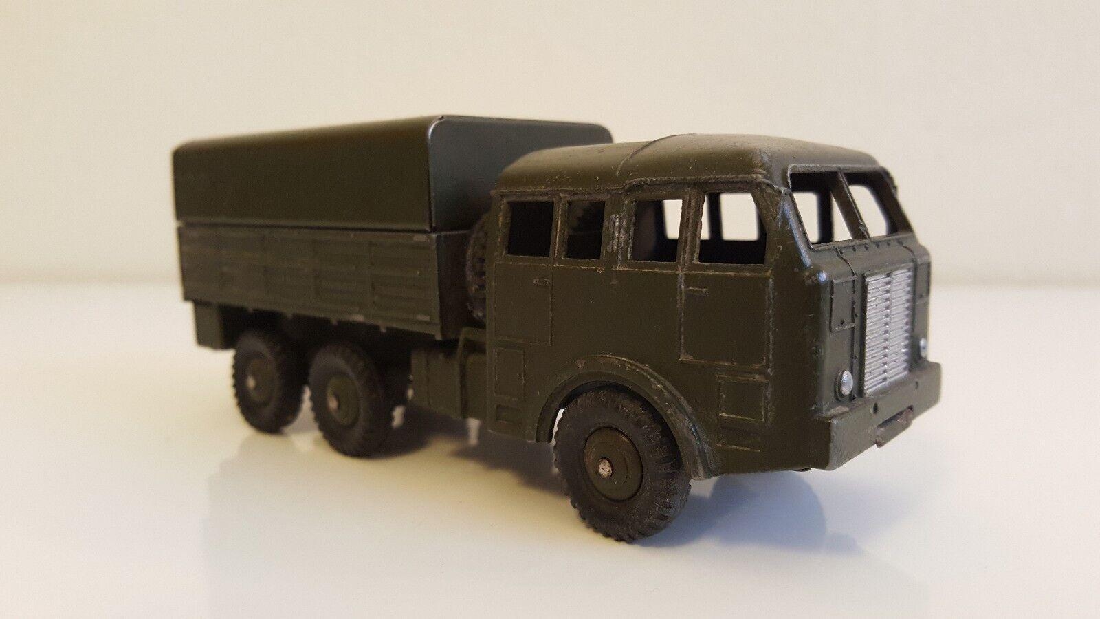 Dinky Toys - 80 D - Camion militaire Berliet Tous Terrains 6X6