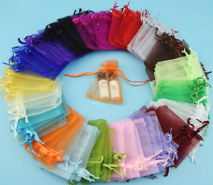25-50-100PCS-Candy-Bags-Jewelry-Pouches-Sheer-Organza-Wedding-Party-Favor-Gift