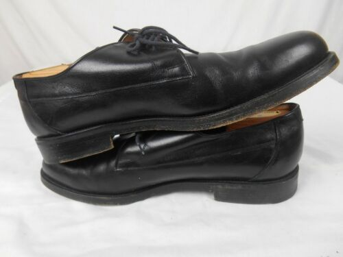 Scarpa elegante York di vitello per Made New in pelle Blucher Italy nera stivali in 11 5 UVqSzMpG