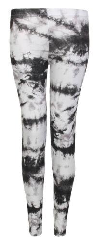 NEW WOMEN LADIES FULL LENGTH LEGGINGS JEGGINGS STRETCHY PANTS SKINNY Size 8-22