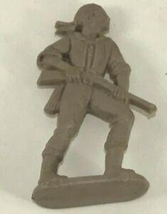 Torgano PIRATA CON FUCILE scala 1/32 altezza 60 mm plastic vintage soldier pirat