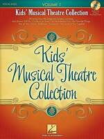 Kids' Musical Theatre Collection - Volume 1 - With Online Audio