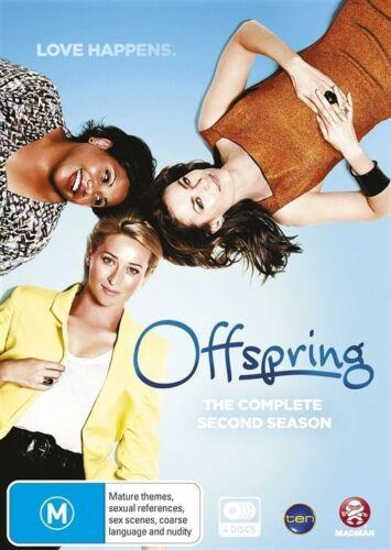 1 of 1 - Offspring : Series 2 (DVD, 2012, 4-Disc Set)  Brand new, Genuine un/Sealed  D77