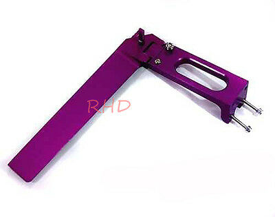 E-Express to USA 110mm X 160mm Water Cooling System Rudder for RC Boat Ship PP