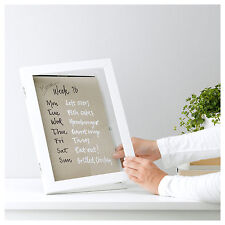 IKEA HEMMINGSBO White A4 Front-Opening Photo Frame (21x30cm)