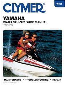 yamaha jet ski pwc waverunner wavejammer service repair manual rh ebay co uk Top View Waverunner Yamaha Waverunner