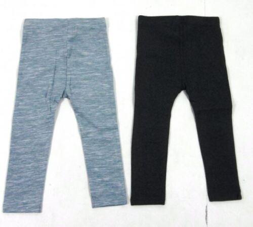 Ex Store Girls 2 Pack Grey Fox Animal Leggings Set Age 2//3 /& 3//4 Years NEW