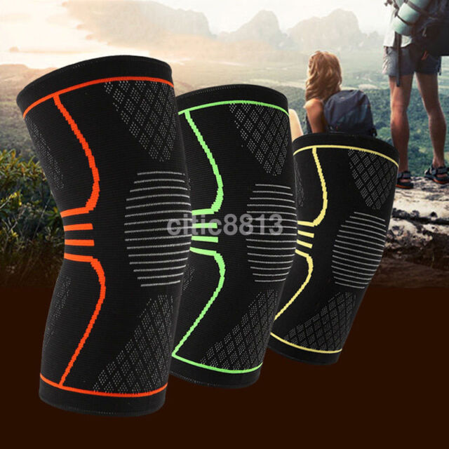 Kneecap Patella Knee Leg Foot Elastic Support Protection Brace Gym Sports a F01