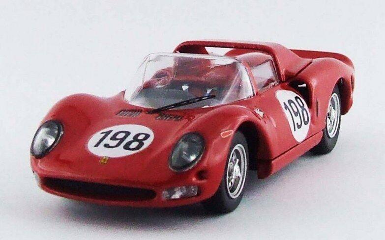 Model Beste 9593-ferrari 275 p2 1er  198  targa florio - 1965 1 43  pas cher et de haute qualité