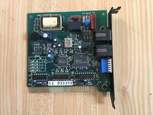 Archtek 8-bit ISA Modem H81-120315 81 100919 SC11075CV/AKA Free Shipping