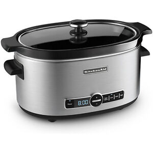 the water kitchenaid 7 quart slow cooker reviews scales tested