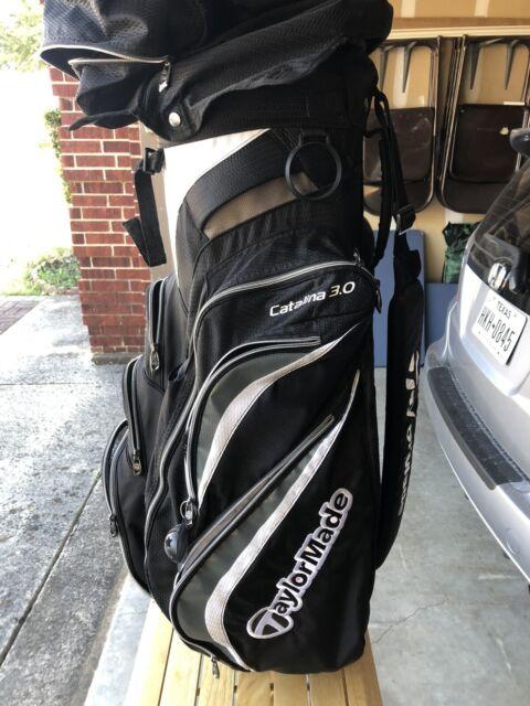 Taylormade Catalina 3 0 Cart Bag For