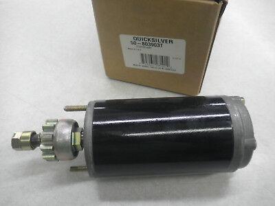 New Mercury Mercruiser Quicksilver Oem Part # 50-893888T Starter Motor
