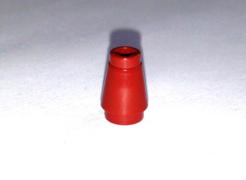 Lego 4589 Ronde 1 x 1 Coiffe Solide Couleurs-Pack de 10