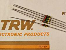 10 TRW 2M ohm 1/4W Carbon Comp Resistors NOS +/-5%