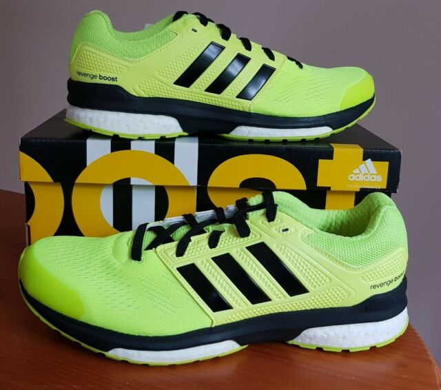 Cushioned Adidas Yellow Running Mens Boost Shoes Revenge Sports 2 rHwqX7H