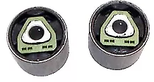 840Ci BMW FRONT UPPER CONTROL ARM BUSHING 740i 750iL 850i 31121136607 Set 2