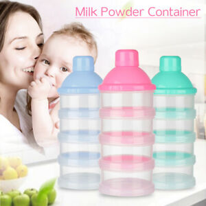 formula dispenser milk powder container baby milk bottle food storage box
