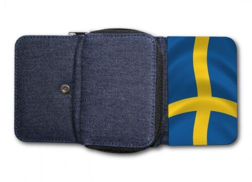 Damen Tasche Geldbörse Portemonnaie Schweden Stockholm 3
